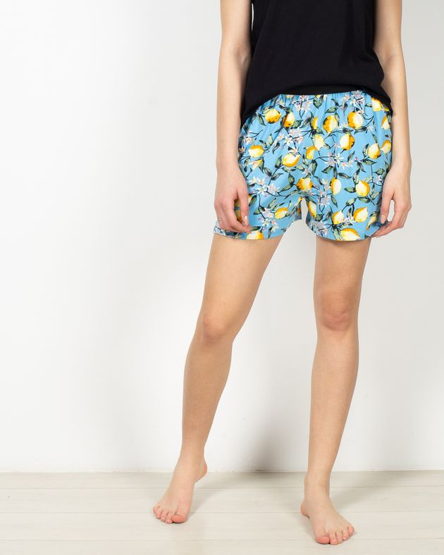 Pantraloni-scurti-de-pijama-cu-imprimeu-si-buzunare-1956632001