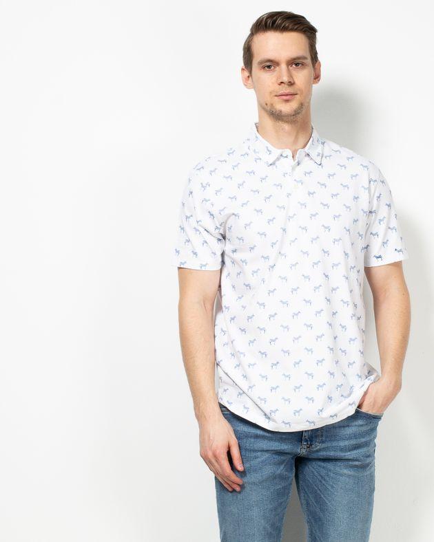 Tricou-cu-imprimeu-si-guler-prevazut-cu-nasturi-1956522001