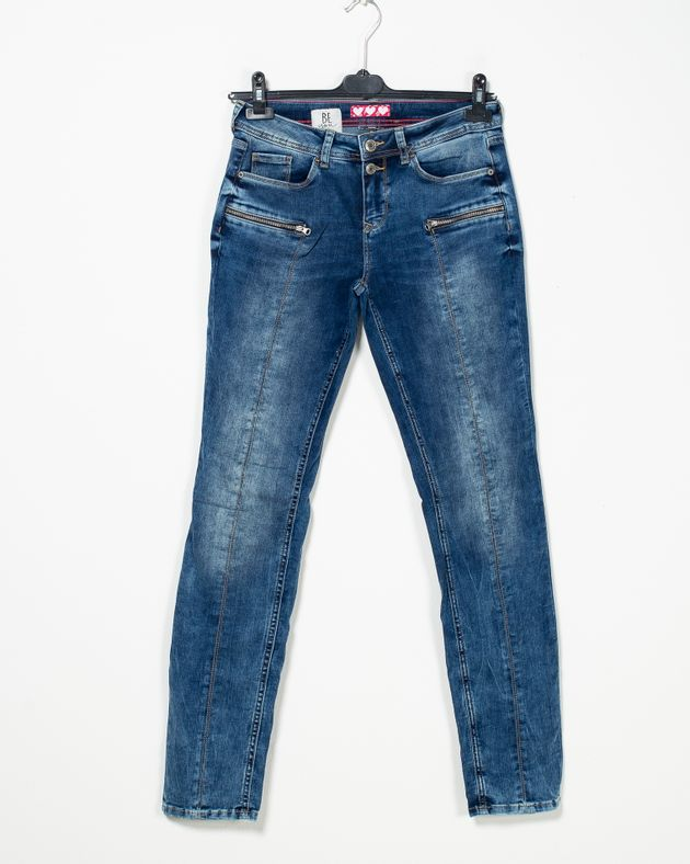 Jeans-casual-cu-talie-inalta-si-buzunare-1956561001