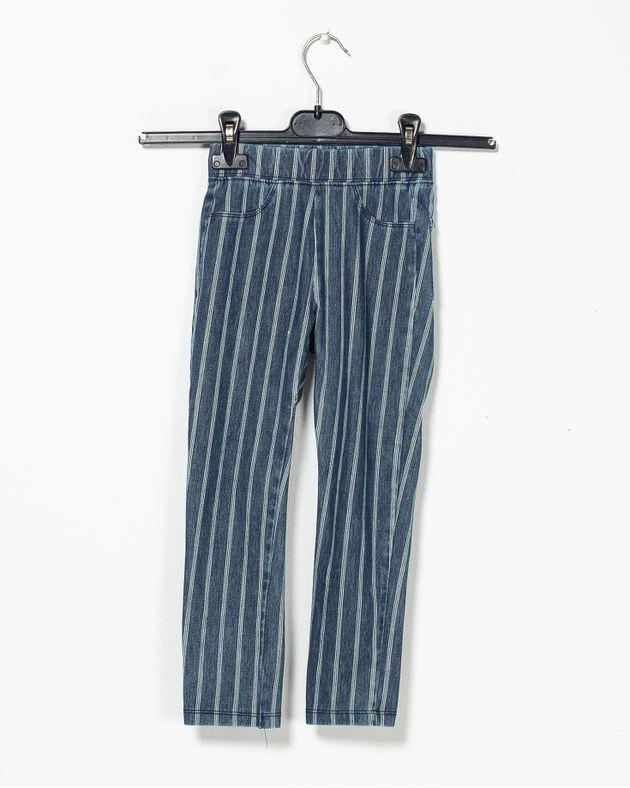 Pantaloni-din-bumbac-cu-imprimeu-si-buzunare-la-spate-2001317001