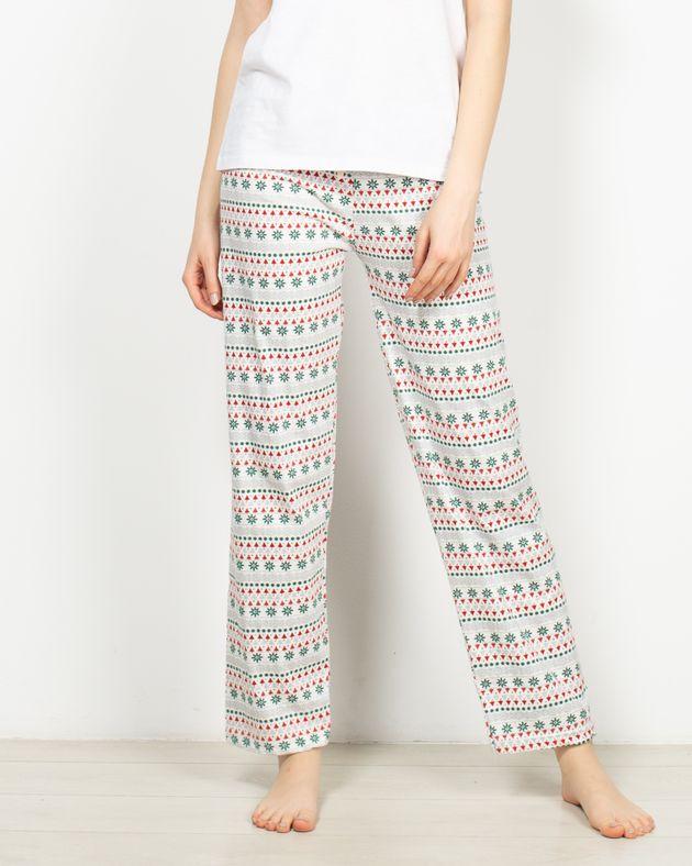 Pantaloni-de-pijama-din-bumbac-cu-imprimeu-1956558009