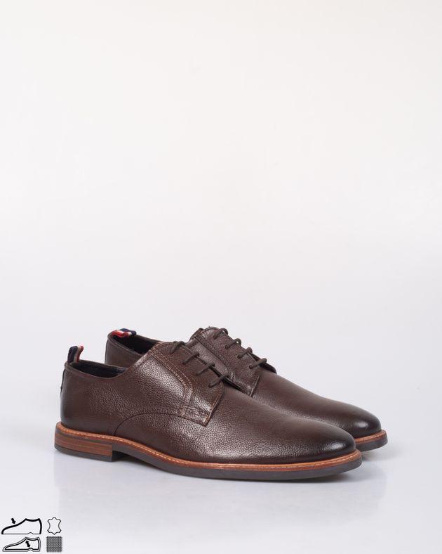 Pantofi-din-piele-naturala-cu-siret-si-varf-rotund-N92126016