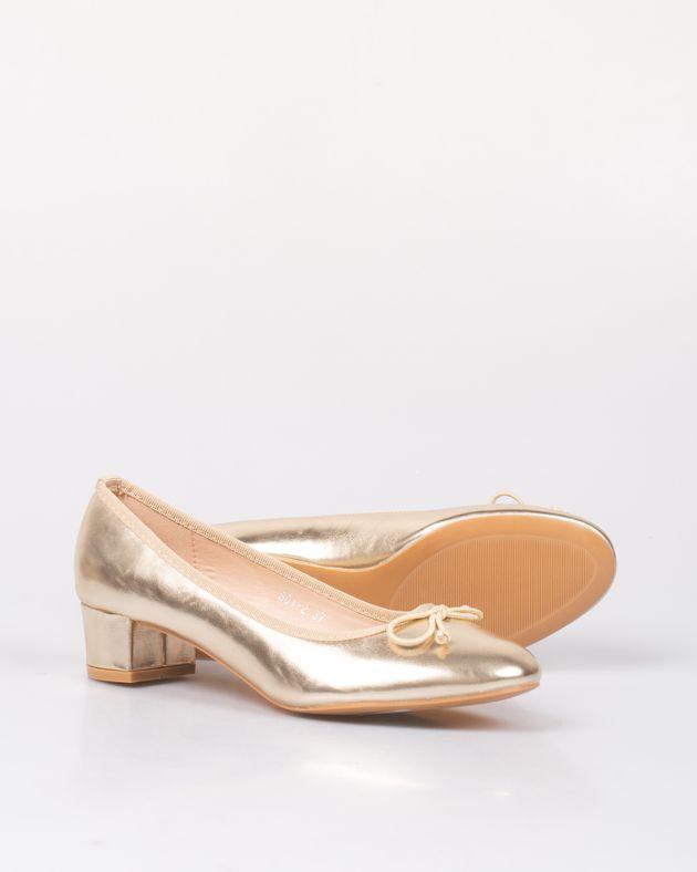 Pantofi-aurii-cu-toc-mic-si-funda--200732500