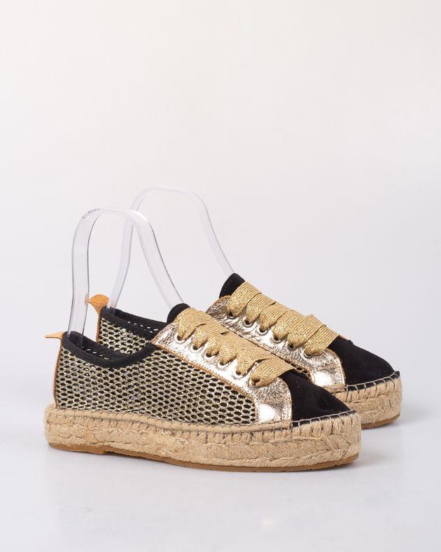 Pantofi-casual-cu-model-perforat-cu-sclipici-si-talpa-inalta-din-canepa-2007210005