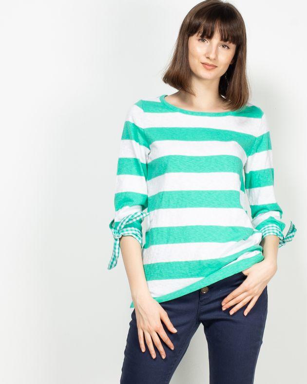 Bluza-in-dungi-cu-maneca-trei-sferturi-N913015012
