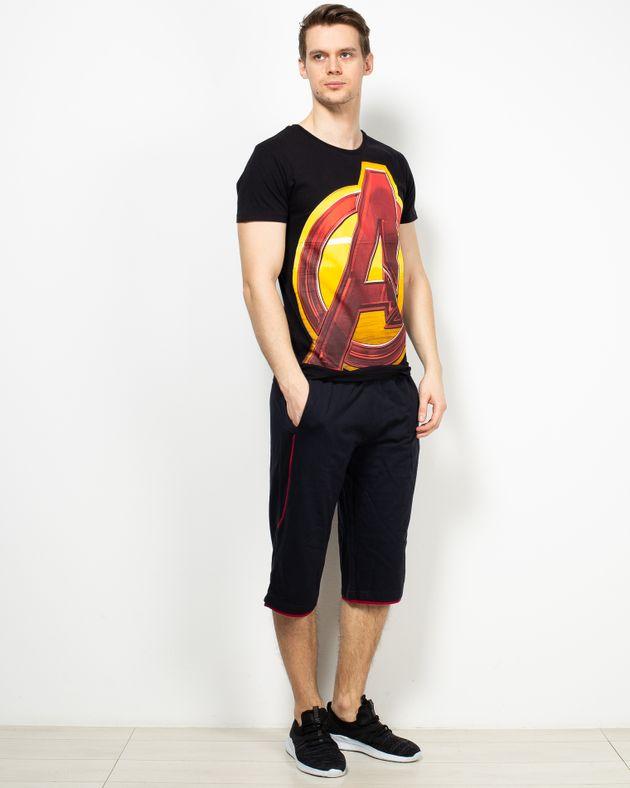 Pantaloni-trei-sferturi-casual-cu-buzunare-1956707001