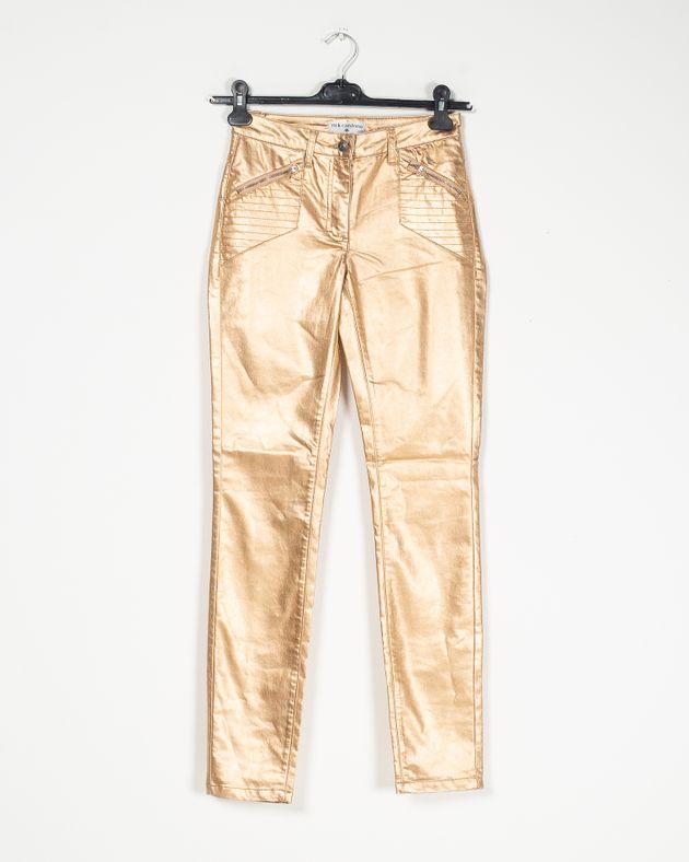 Pantaloni-cu-aspect-metalizat-si-buzunare-prevazute-cu-fermoar-2005401029
