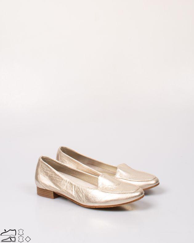 Pantofi-din-piele-naturala-cu-aspect-metalizat-si-varf-rotund-1922401243