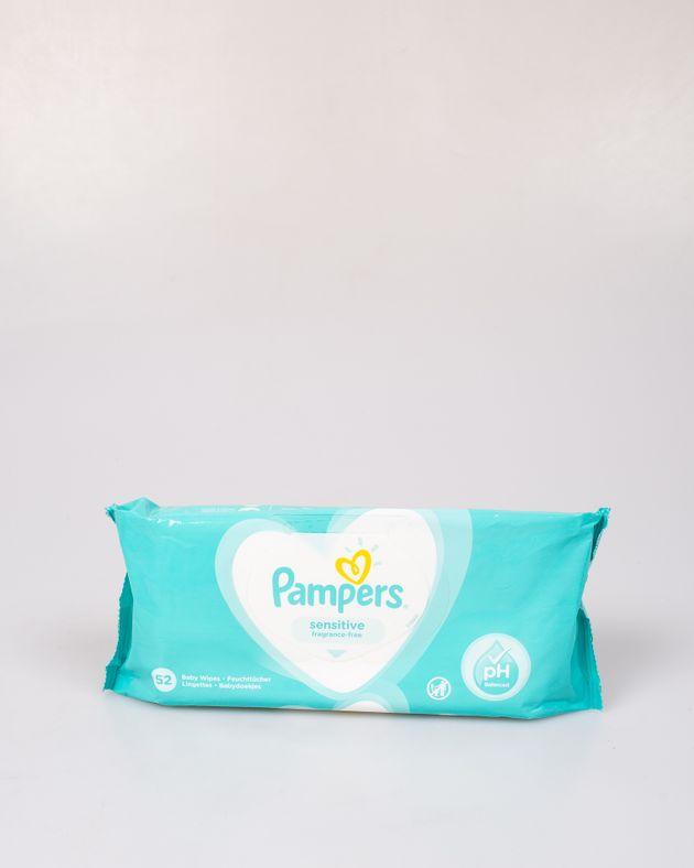 Servetele-umede-Pampers-Fragrance-Free-52-buc-2011373001