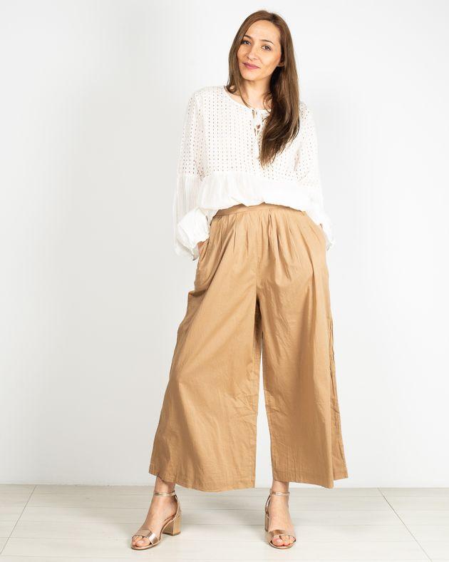 Pantaloni-evazati-trei-sferturi-cu-buzunare-N925030001