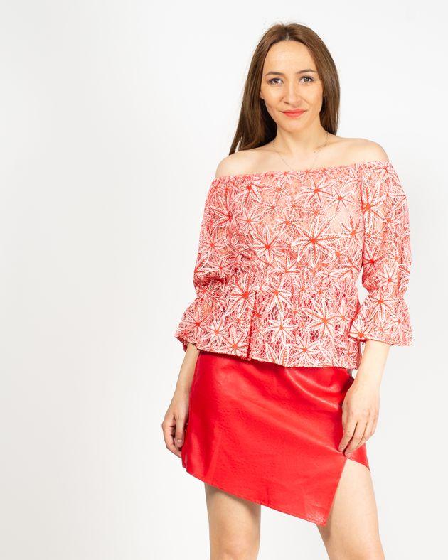 Bluza-transparenta-cu-maneca-trei-sferturi-si-talie-elastica-2005501116