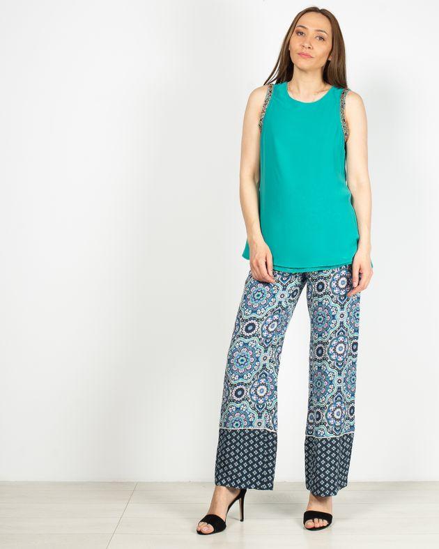 Pantaloni-casual-cu-imprimeu-si-fermoar-lateral-2010101263