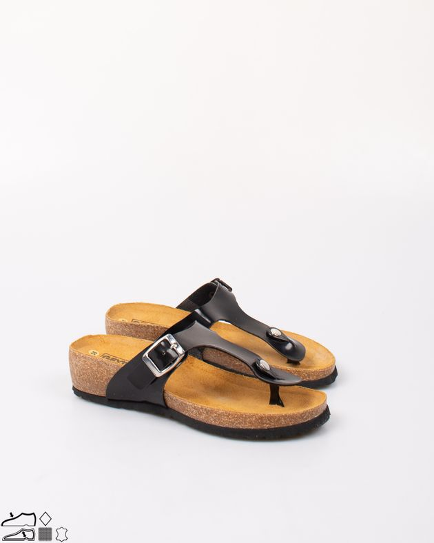 Papuci-Adams-cu-barete-si-brant-din-piele-naturala-2012716029