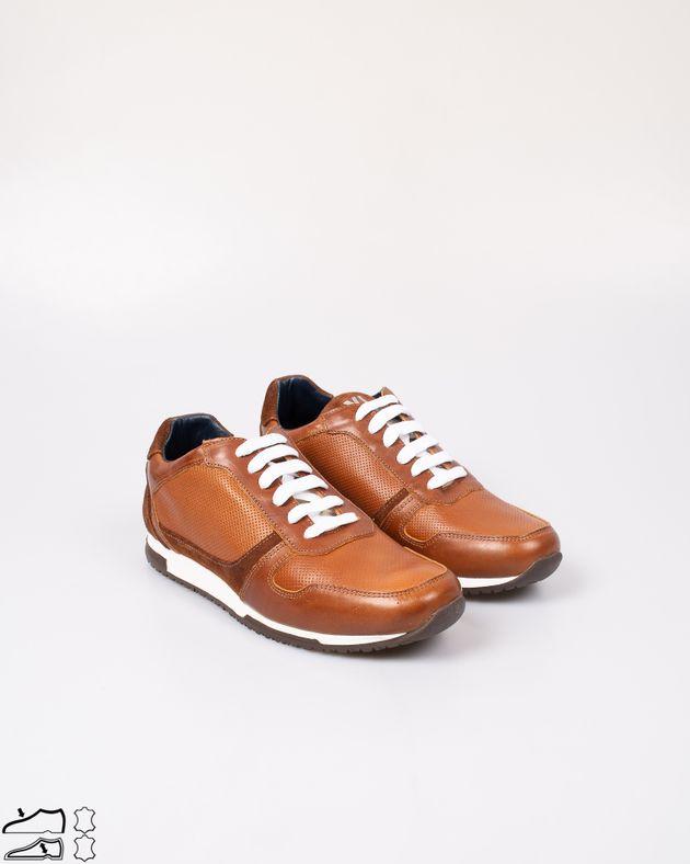 Pantofi-sport-din-piele-naturala-cu-sireturi-si-model-perforat-2013301017
