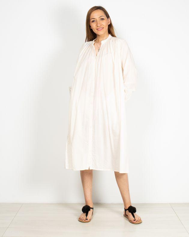 Rochie-oversize-transparenta-cu-maneca-lunga-si-nasturi-N91903024
