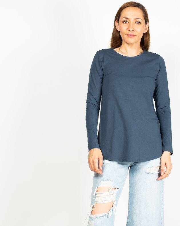 Bluza-casual-cu-maneca-lunga-N91910110