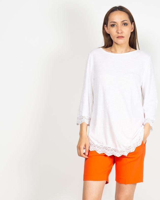 Bluza-casual-cu-maneca-trei-sferturi-prevazuta-cu-broderie-N91910037
