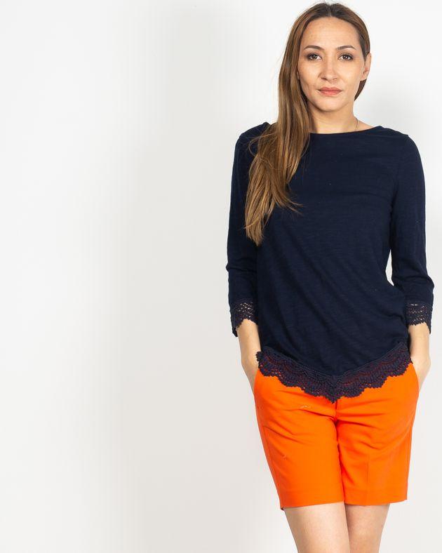 Bluza-casual-cu-maneca-trei-sferturi-N91910107
