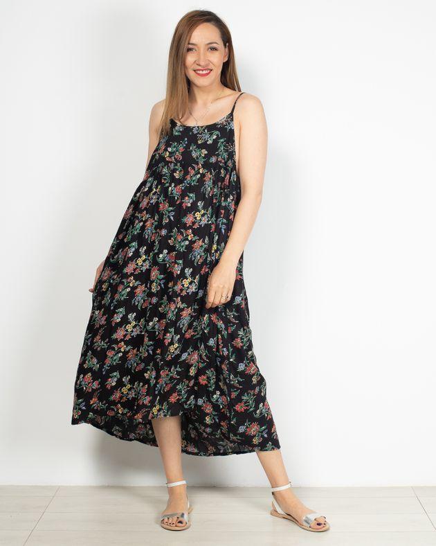 Rochie-oversize-cu-bretele-subtiri-si-imprimeu-floral-N92108001