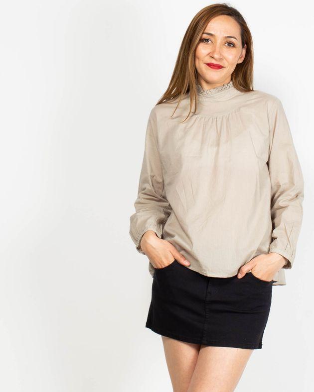 Bluza-casual-cu-guler-si-nasturi-la-spate-N91913033