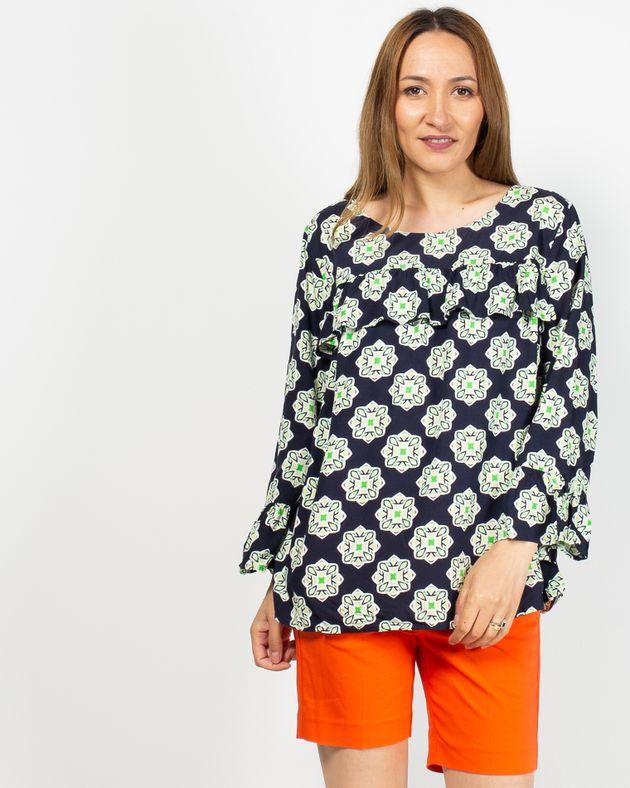 Bluza-din-bumbac-cu-imprimeu-si-maneca-lunga-tip-clopot-N913015068