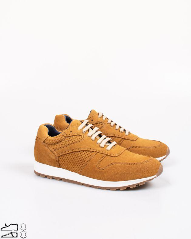 Pantofi-sport-din-piele-naturala