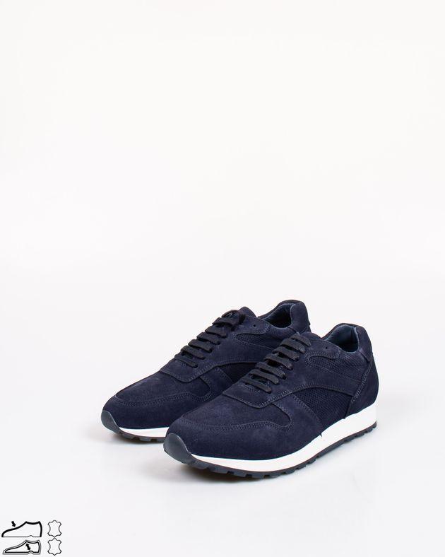 Pantofi-sport-din-piele-naturala-cu-sireturi