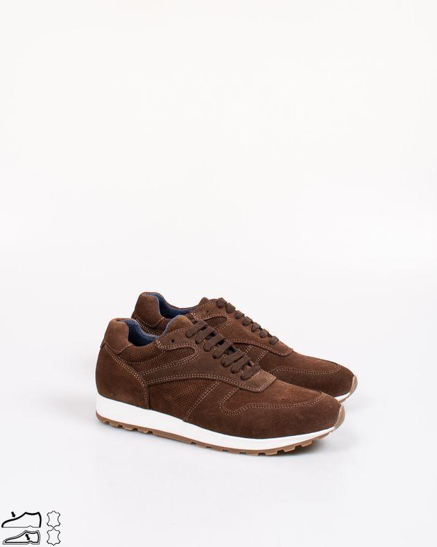 Pantofi-sport-cu-sireturi-din-piele-naturala