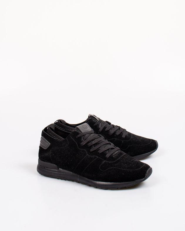 Pantofi-sport-cu-siret-si-varf-rotund