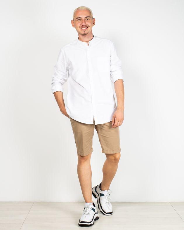 Pantaloni-scurti-casual-fit-cu-buzunare