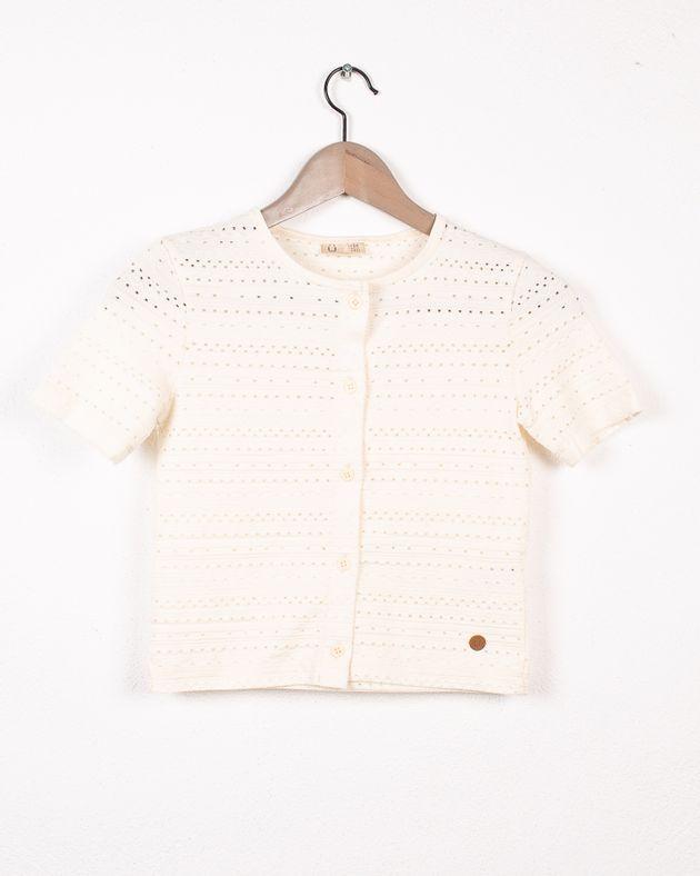 Bluza-copii-cu-maneca-scurta-si-model-perforat