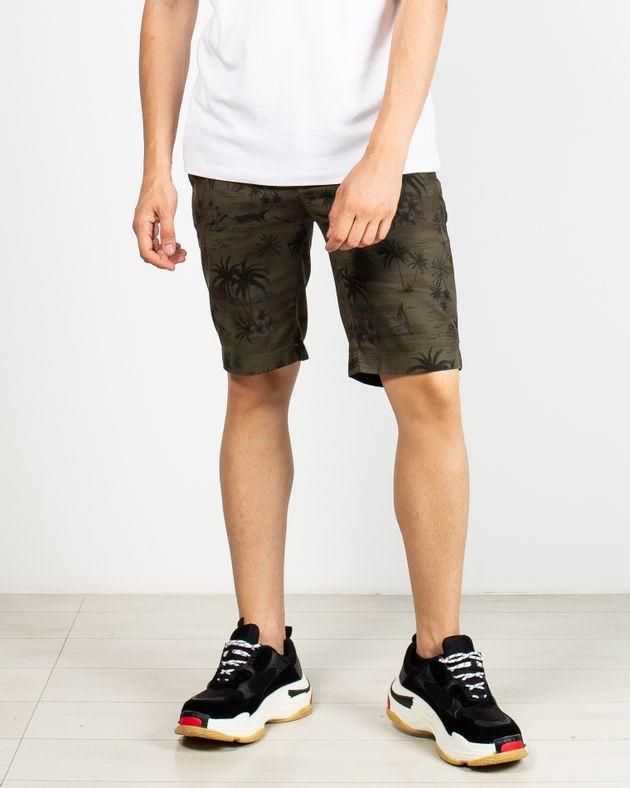 Pantaloni-scurti-cu-buzunare-si-imprimeu
