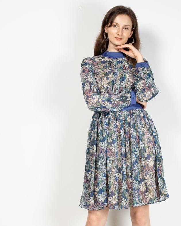 Rochie-dama-Axel-cu-maneca-lunga-si-imprimeu-floral