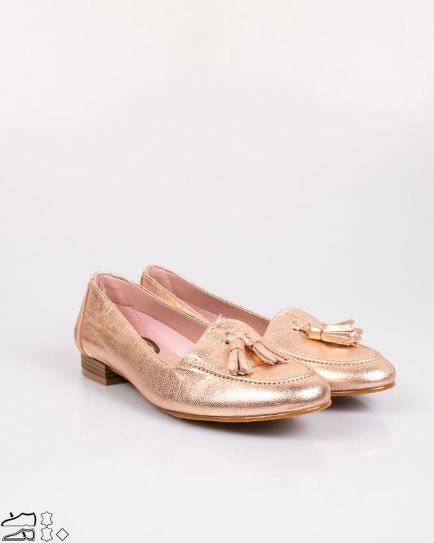Pantofi-din-piele-naturala-metalizati-cu-ciucuri