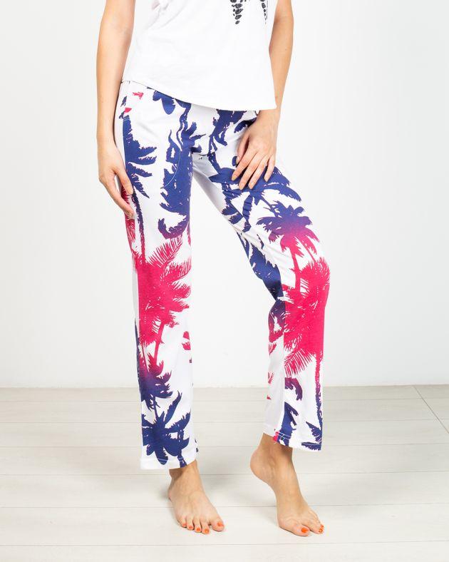 Pantaloni-de-pijama-cu-buzunare