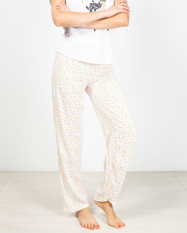 Pantaloni-de-pijama-cu-buline