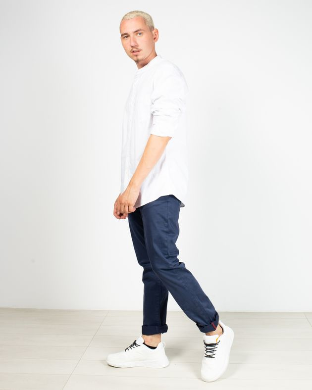 Pantaloni-casual-cu-buzunare