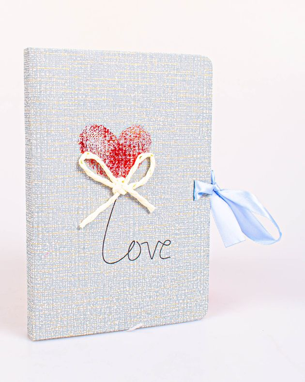 Agenda-nedatata-love-heart