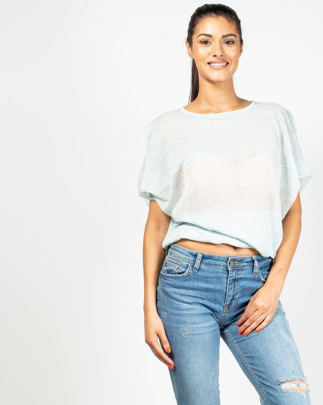 Bluza-Axel-usor-transparenta-cu-maneca-lasata