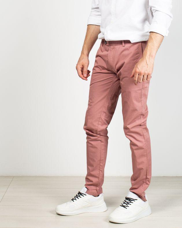 Pantaloni-slim-fit-din-bumbac-cu-buzunare