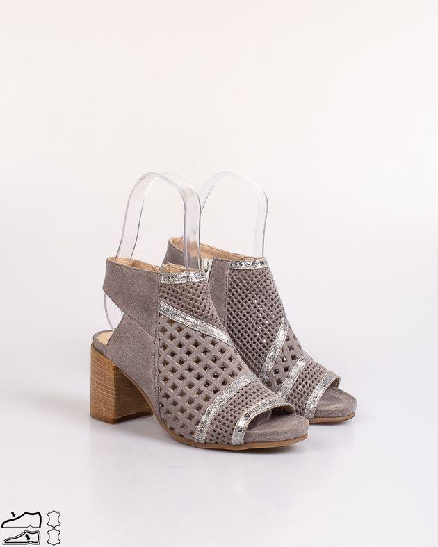 Sandale-din-piele-naturala-cu-model-perforat-si-fermoar-lateral