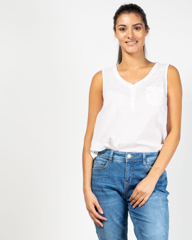 Bluza-transparenta-fara-maneci-cu-anchior