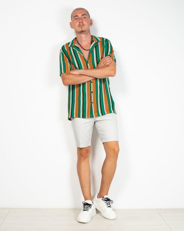 Pantaloni-scurti-casual-cu-fermoar