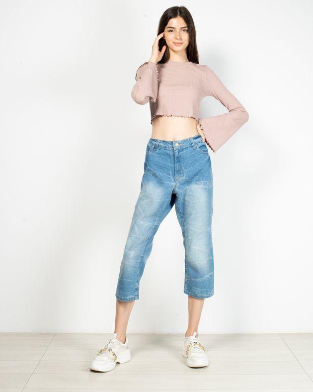 Jeans-casual-cu-buzunare