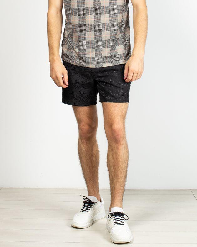 Pantaloni-scurti-cu-buzunare-si-model-brodat