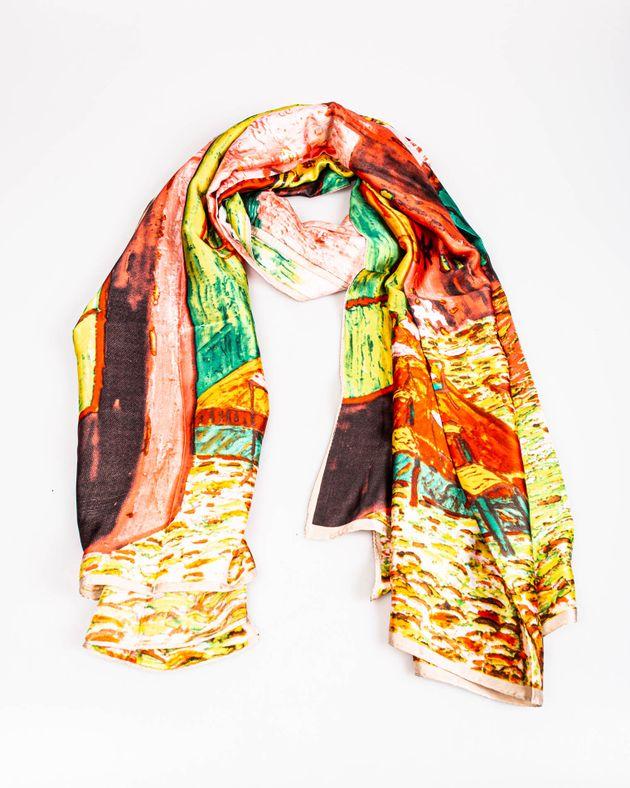 Esarfa-multicolora