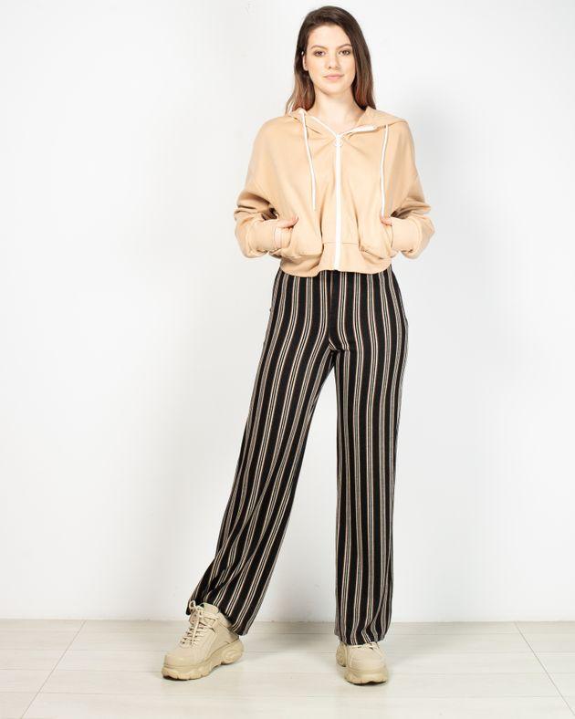 Pantaloni-casual-cu-dungi-si-talie-elastica-2010101037