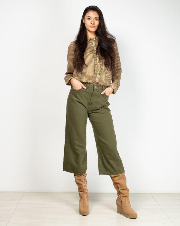 Jeans-culotte-cu-buzunare