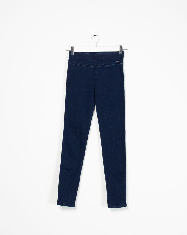 Jeans-skinny-cu-talie-inalta
