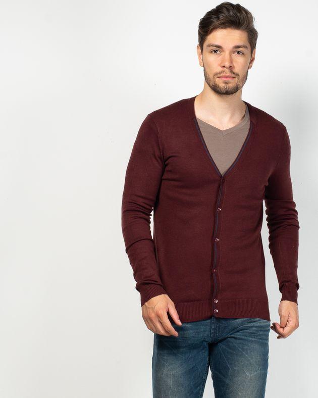 Cardigan-tricotat-cu-anchior-si-nasturi